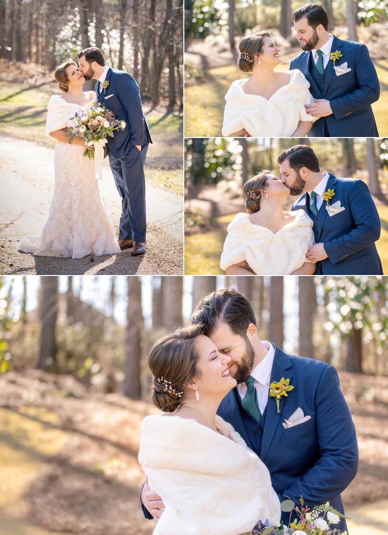 Marietta Square Wedding